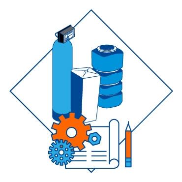 Обслуживание систем водоподготовки и очистки воды