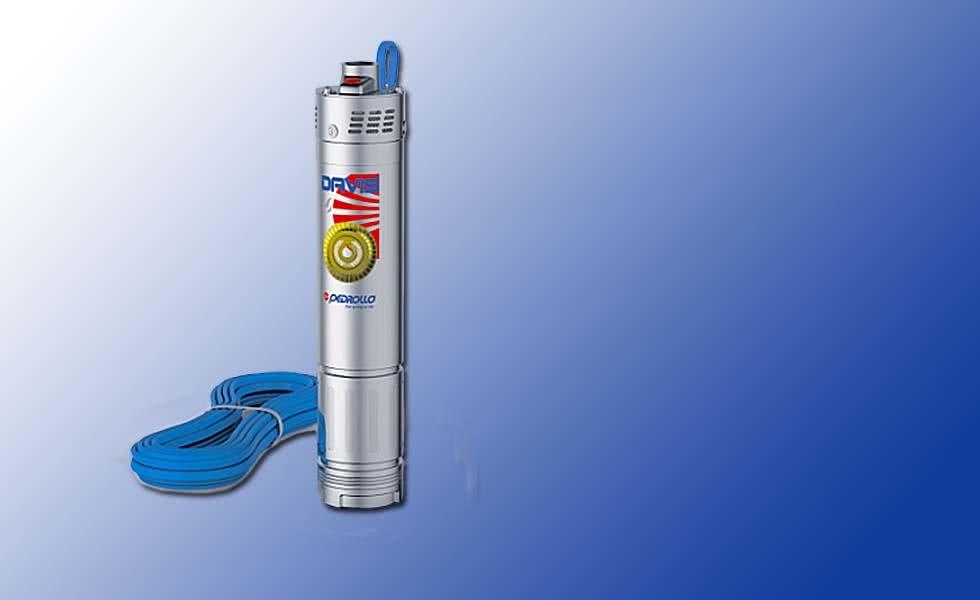 Pedrollo DEVIS - Вихревые 4х дюймовые насосы для скважин
