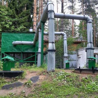 Монтаж сухих КНС – канализационных насосных станций с сухими шахтами