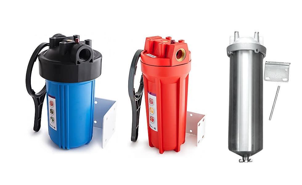 Фильтры Big Blue и Slim Line для очистки воды