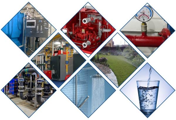 Очистка воды многоквартирного дома. Основные группы потребления объектов ТСЖ и ДУК