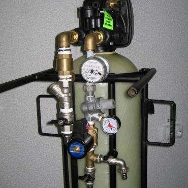 Мобильная система водоподготовки производства Интегра инжиниринг