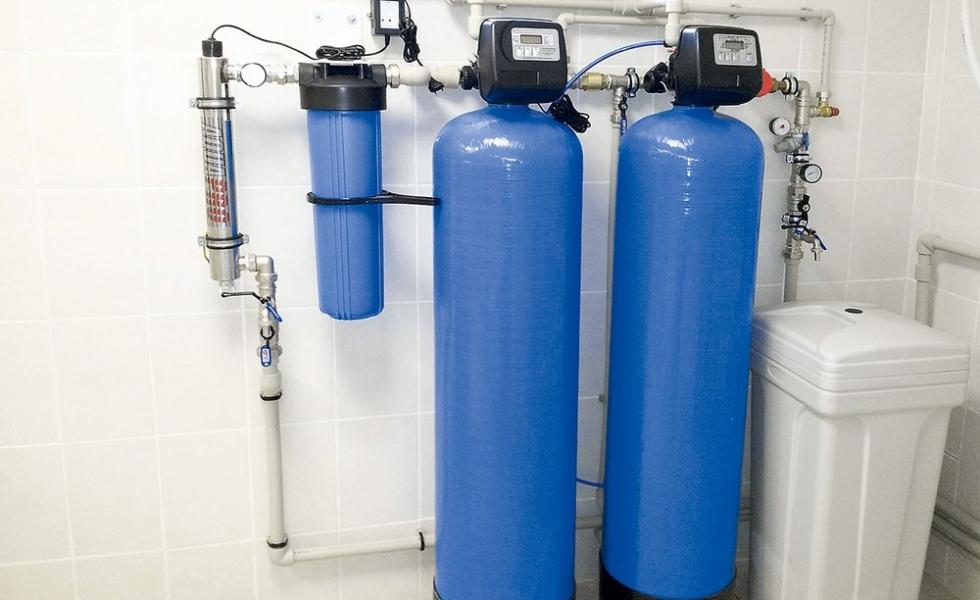Очистка воды из скважины. Продажа и монтаж фильтров