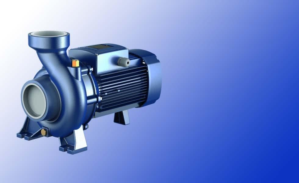 Pedrollo HF – центробежные насосы высокой производительности (до 132 м3/час)