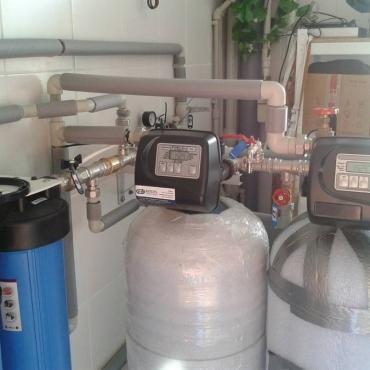 Организация узла водоподготовки на складе