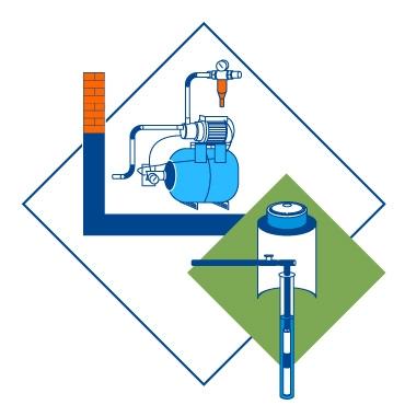 Водоснабжение из скважины: проект и монтаж