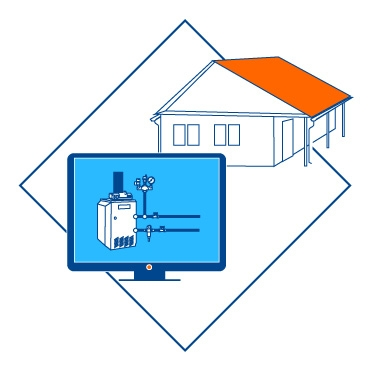 Проект системы отопления частного дома под ключ