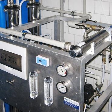 Мембранные фильтры для очистки воды производства