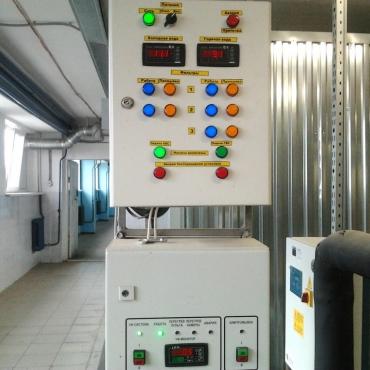 Монтаж насосной станции для ТЭЦ