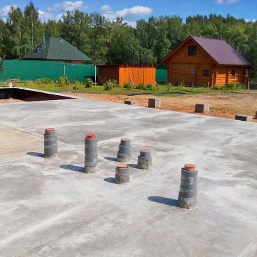 Монтаж наружного водопровода и канализации в частном доме