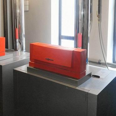 Котельное оборудование Viessmann на наших объектах