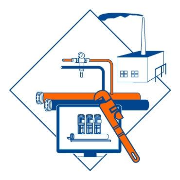 Проектирование и монтаж систем водоснабжения для промышленности