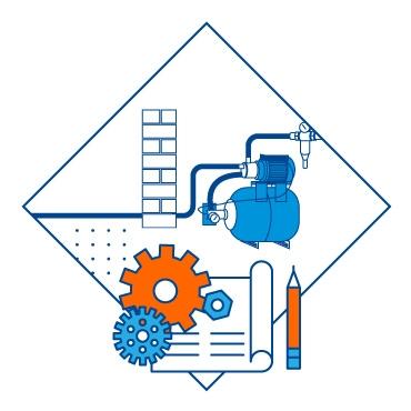 Реконструкция систем водоснабжения: замена водопровода и насосов