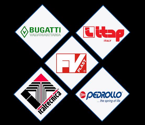 логотипы брендов водоснабжения