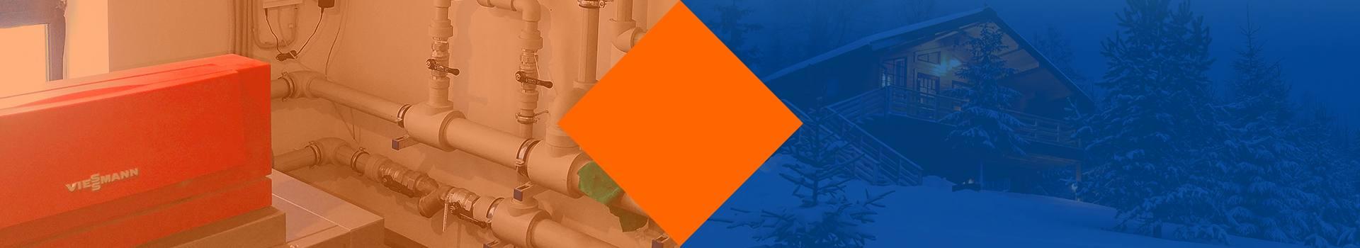 Газовые котлы Viessmann для котельной вашего дома